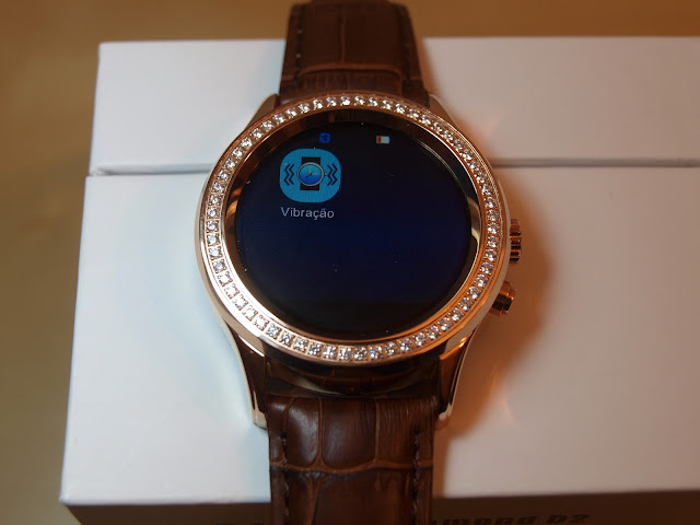 Análise Smartwatch No.1 D2 24