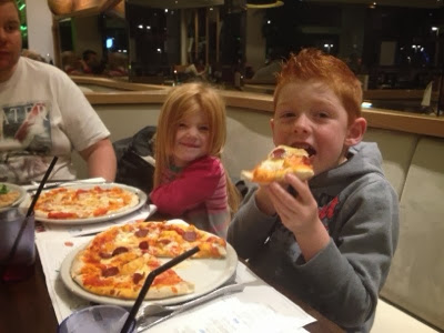 5 restaurants where 'kids eat free' in Newcastle Upon Tyne | Easter Holidays 2017 - Prezzo