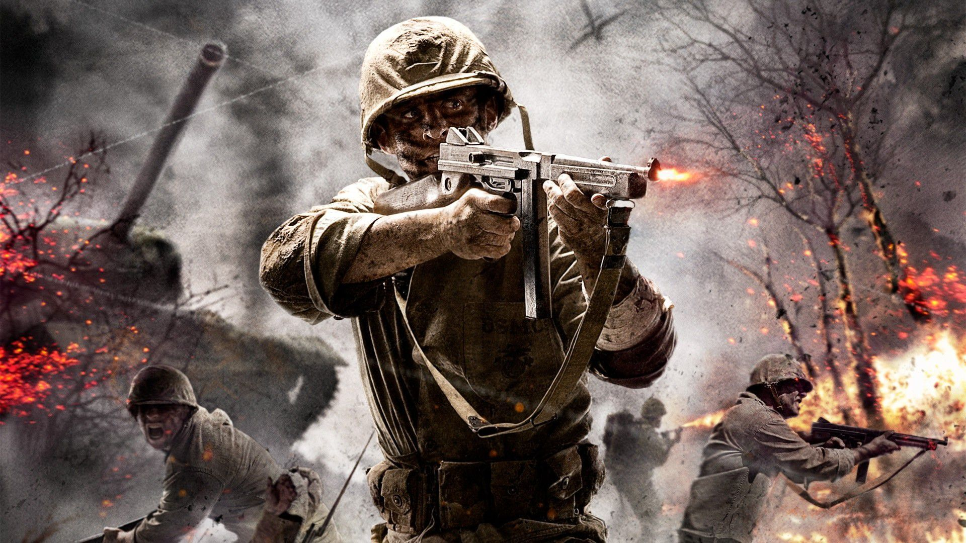 download call of duty (cod) ww2 hd wallpapers | playstation, xbox