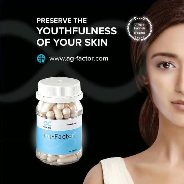 Ag-Factor / Ag Factor / Suplemen Kecantikan Kulit