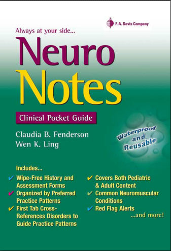 Neuro Notes [PDF]- Claudia B. Fenderson