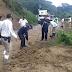 Deslave tramo  carretero Ocosingo- San Cristobal  tome  precausiones