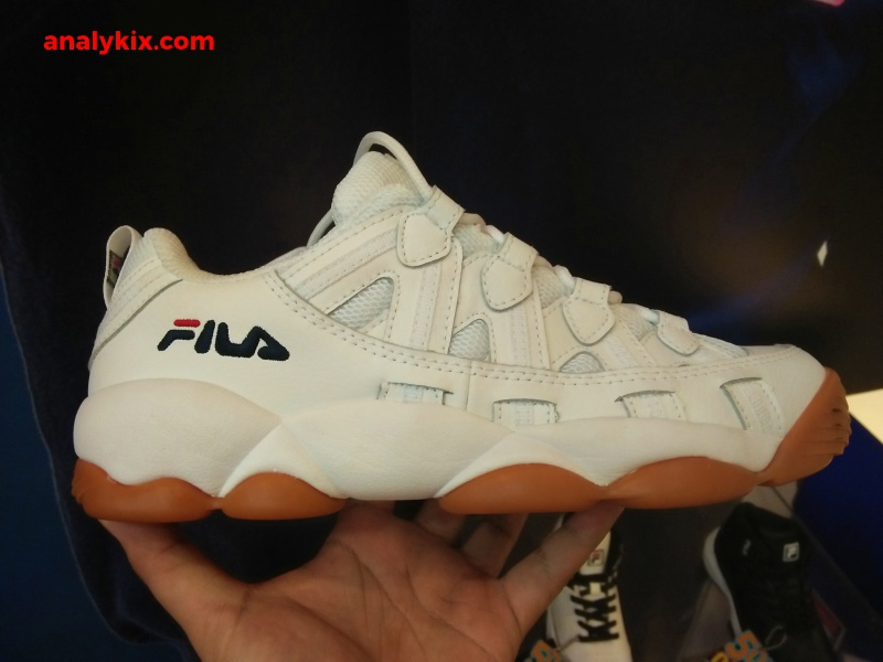 acdaf87ece650 Fila is on bringing back the classics. With the success of the Disruptors