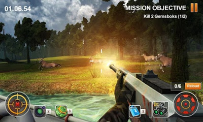 Hunting Safari 3D Mod+Apk v1.1 (Unlimtied Money)