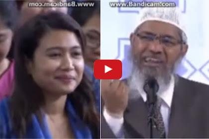 Video: Telak! Zakir Naik: Gubernur non Muslim Bangun Masjid, tapi dia tidak Sholat, Itu Munafik!
