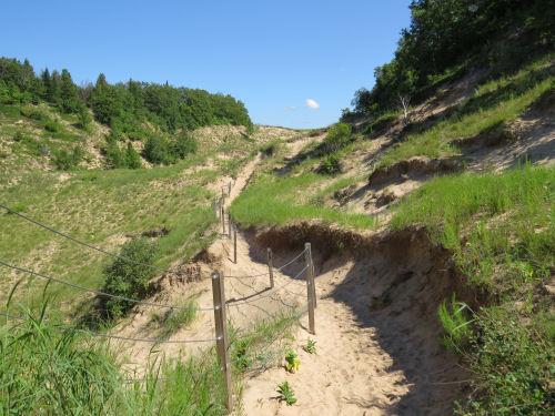 Arcadia Dunes Old Baldy trail