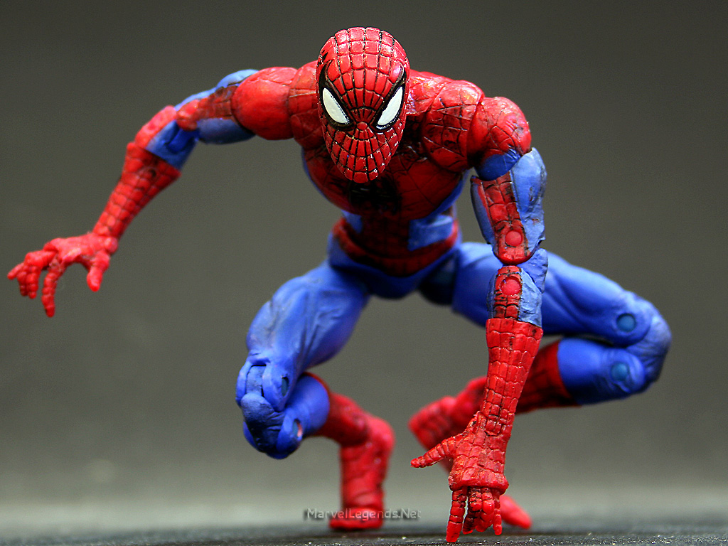 Kids Toys Action Figure: SpideyWeb's Realm Of Toys: Guide To Comic Spider-Man