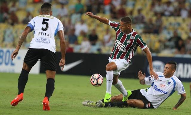 Assistir Fluminense x Liverpool AO VIVO Grátis em HD 10/05/2017