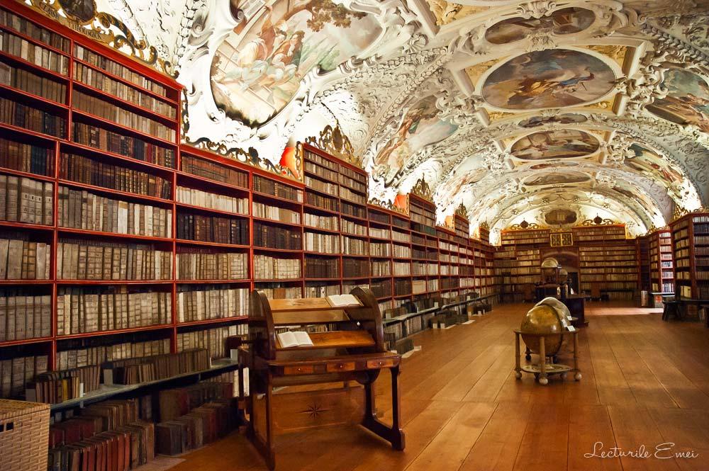 Biblioteca de teologie Strahov Praga