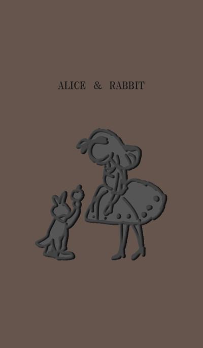 ALICE AND RABBIT Theme