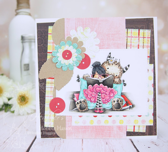 Heather's Hobbie Haven - Dorothy the Dreamer Card Kit