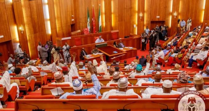 Senate committee finally lays budget report