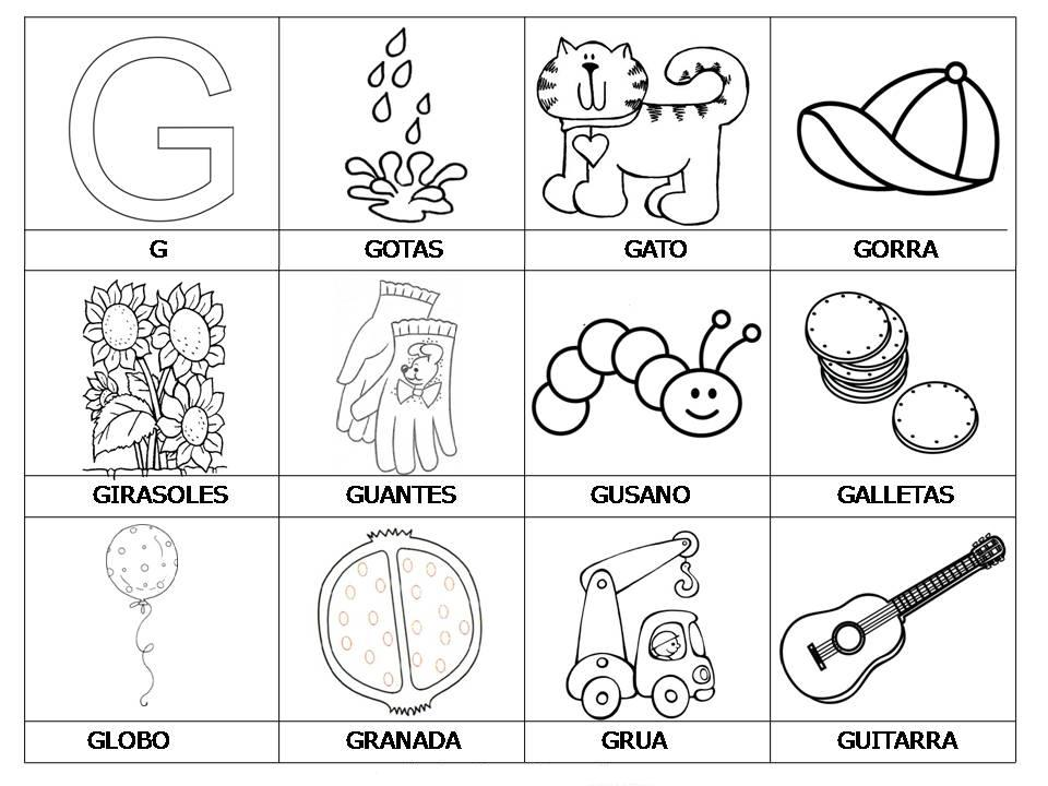 Vocabulario Con Imagenes Para Ninos Ciencia Y Educac En Taringa