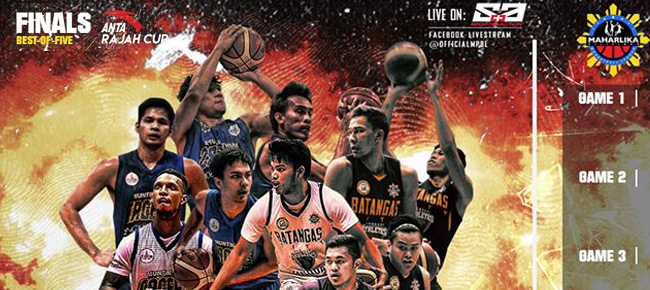 Maharlika Pilipinas Live Updates, Schedule & Results (Rajah Cup 2018) MPBL