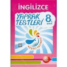 Neşeli Yayınları - 8. Sınıf İngilizce Yaprak Test