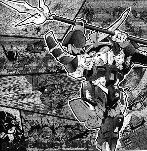 [SCANLATION] La Leggenda di Mk.III
