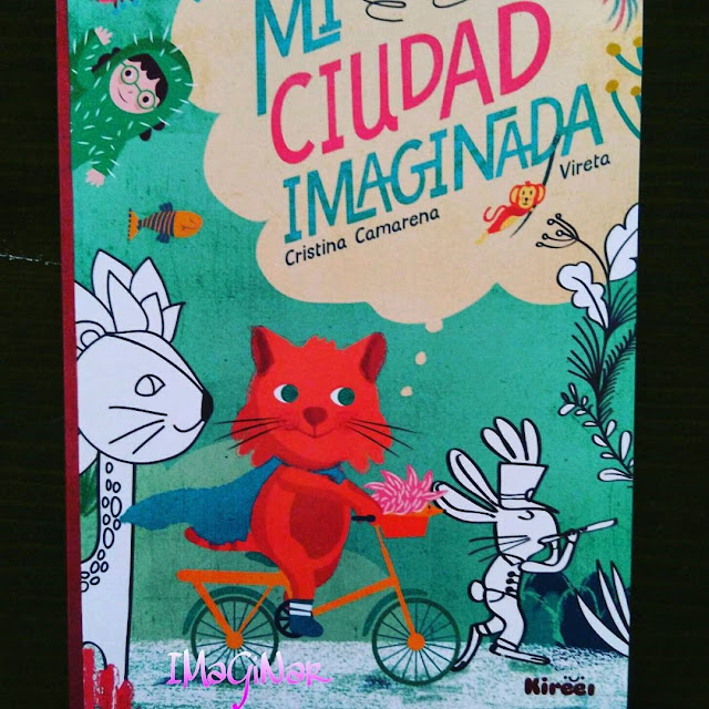 pintar leer soñar compartir libros niños