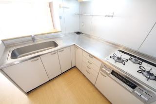 沖浜 ペット 2LDK 鉄筋コンクリート RC リビング キッチン