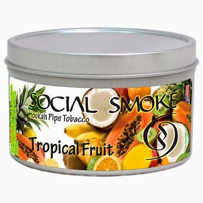 tabák Social Smoke