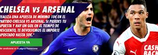 circus devolucion 50 euros Chelsea vs Arsenal 17 septiembre