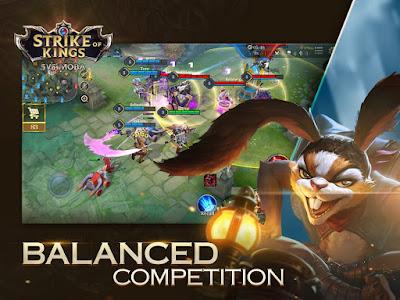 Strike of Kings:5v5 Arena Game v1.16.3.1 Apk  Free Android