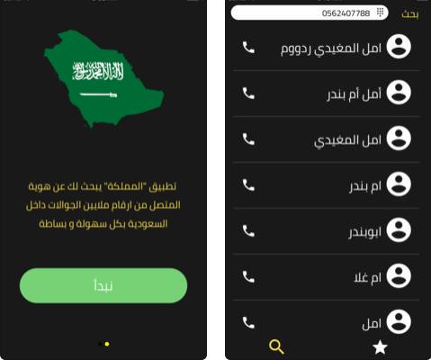 ارقام السعودي دليل الارقام 6
