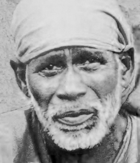 Shirdi wale Sai Baba Original Photo
