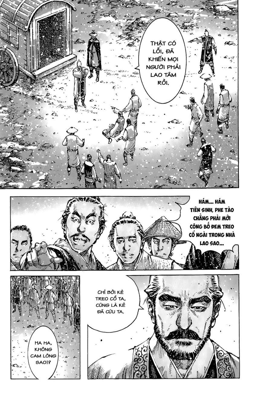 Hỏa phụng liêu nguyên Chương 423: Kế mưu chân tướng [Remake] trang 15