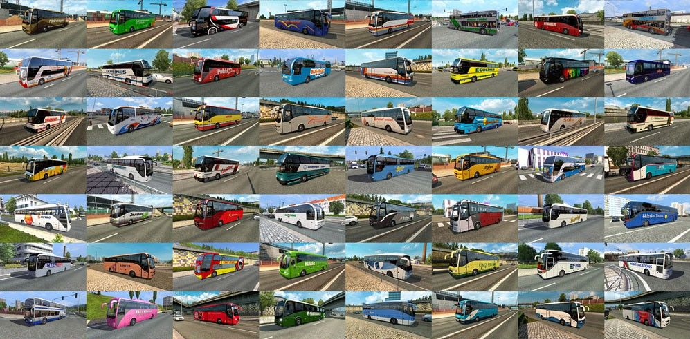 Jazzycat – Bus Traffic Pack 1.5