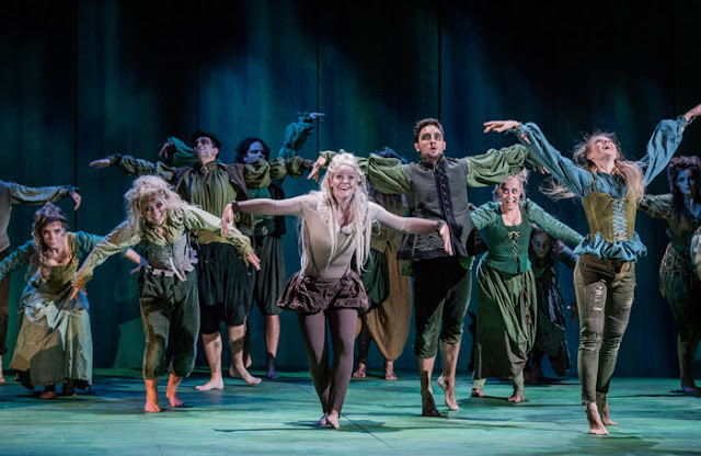 The Enchanted Island - Iúnó Connolly - British Youth Opera (Photo Robert Workman)