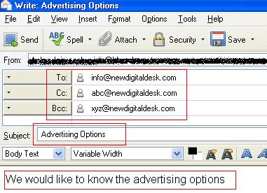 Create a Mailto Link for Your Website 3