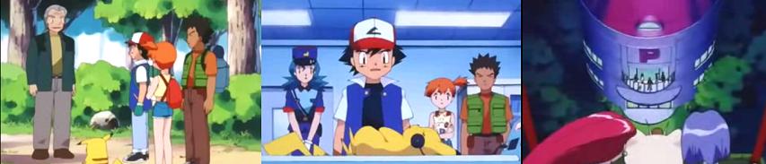 Pokemon Capitulo 38 Temporada 4 El Intérprete Pokémon