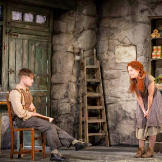 Updated: First stage photo from The Cripple of Inishmaan