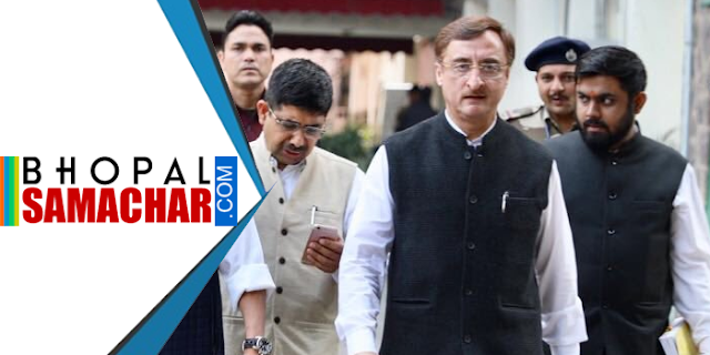 विधानसभा भर्ती: यदि प्रक्रिया नहीं रोकी तो कोर्ट जांएगे: विवेक तन्खा | MP NEWS