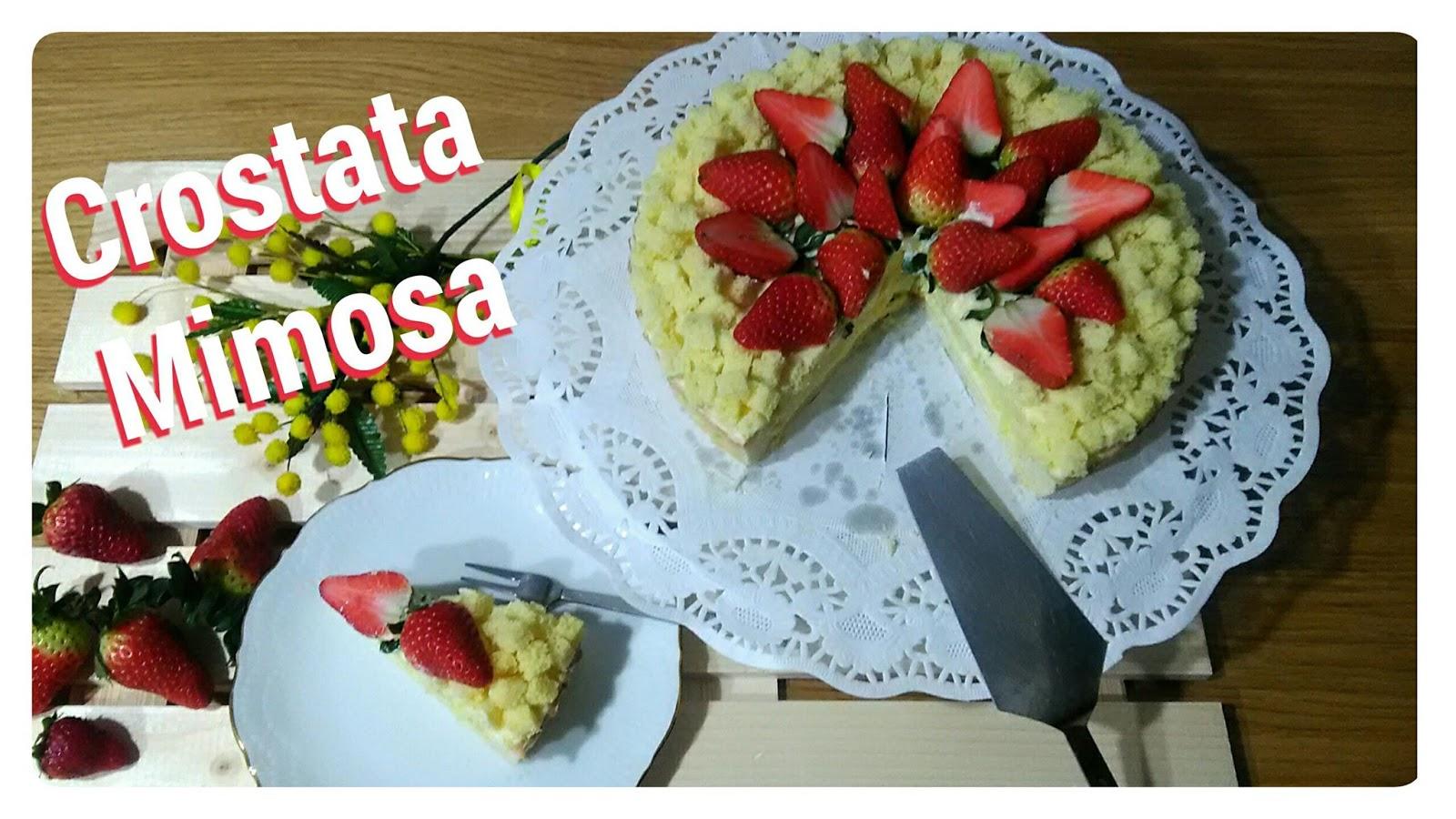 Le ricette di TerroreSplendore: Crostata Mimosa