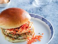 Resep Sehat dan Halal Burger Ayam Full Wortel
