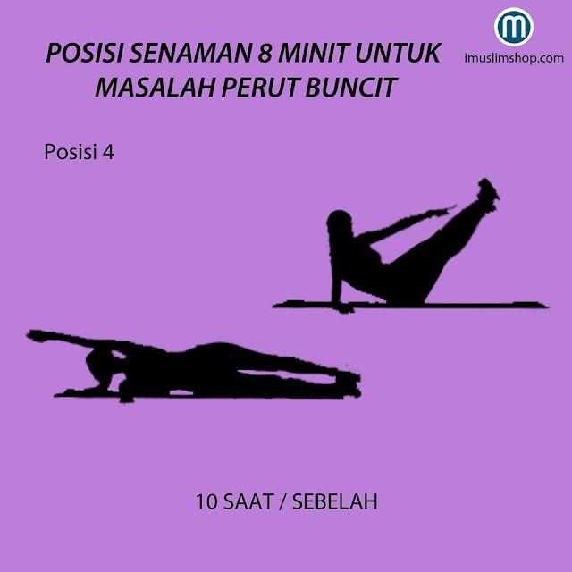 senaman-8-minit-untuk-perut-buncit