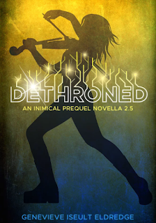 Currently reading DETHRONED by Genevieve Iseult Eldredge!