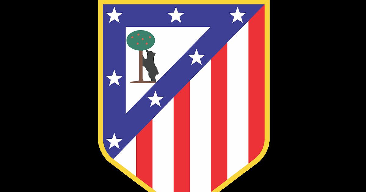 Logo Atletico de Madrid Format Cdr & Png | GUDRIL LOGO ...
