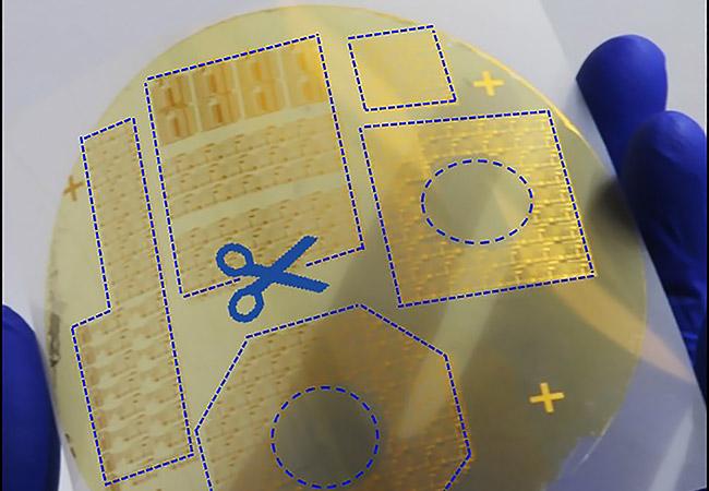 Penelitian Nanoelectric stickers makes Internet of things easier