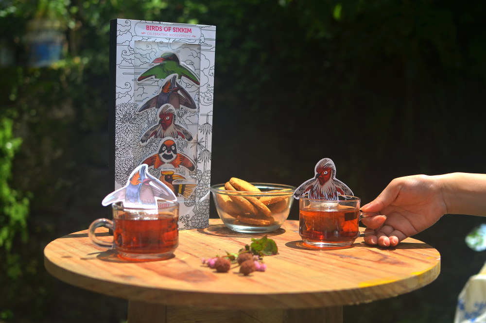 Sikkimis Tea Spa