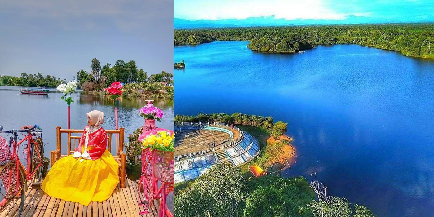 Danau Nibung Kabupaten Mukomuko