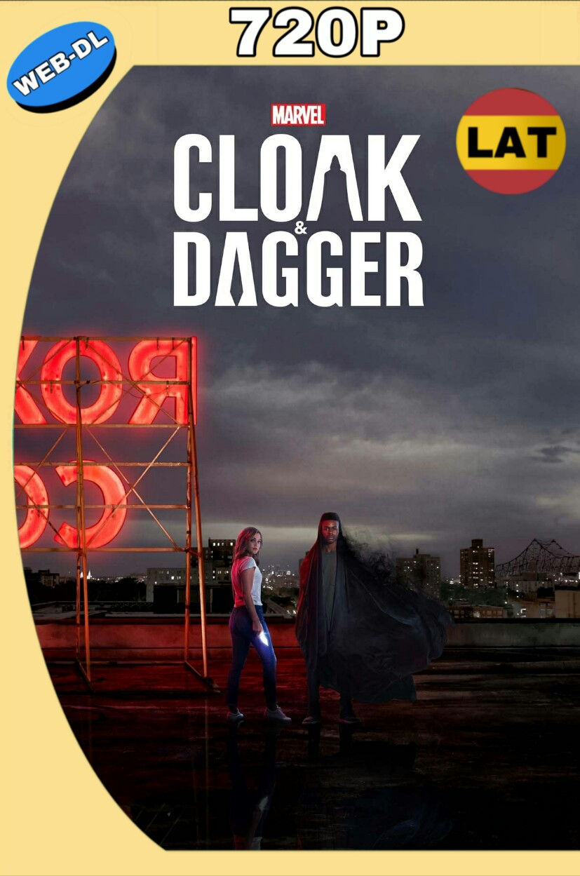 CAPA Y PUÑAL (CLOAK & DAGGER) TEMPORADA 01 HD 720P LATINO-INGLES MKV