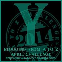 #atozchallenge alphabet Y archanaonline.com
