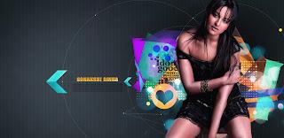 Sonakshi Sinha Latest Facebook Cover