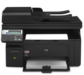 HP LaserJet Pro M1217nfw Télécharger Pilote