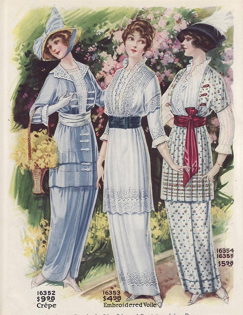 La Mode Du Mode: The Evolution Of Fashion Over The Last