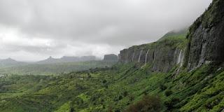 Brahmagiri Hill in trimbakeshwar
