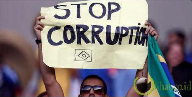Pecundang - FIFA dan Sepp Blatter