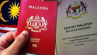 Permohonan Pembaharuan Pasport Melalui 'Myonline Pasport'